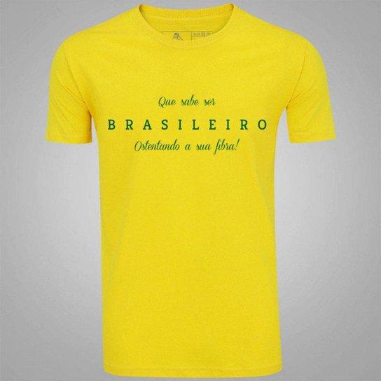 Camiseta Zé Carretilha Palmeiras Copa Masculina - Amarelo - Compre ... 80ae8fc85ff60