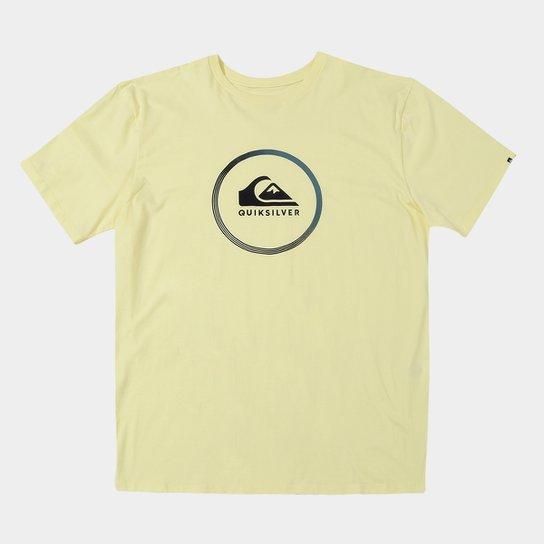 bf27125a97b55 Camiseta Plus Size Quiksilver Active Logo Masculina - Compre Agora ...