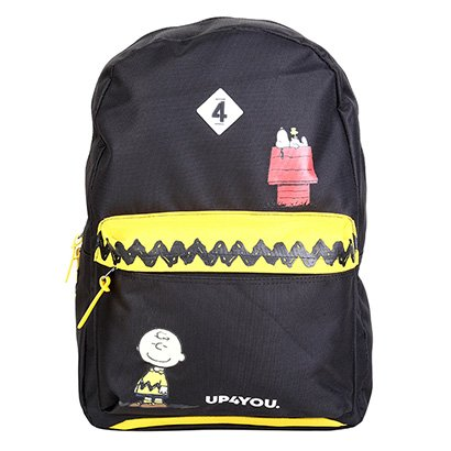 Mochila Up4You Snoopy Feminina