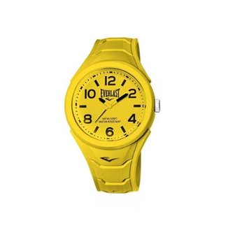 fa936744210 Relógio Pulso Everlast Shape Caixa Abs Revestido Silicone