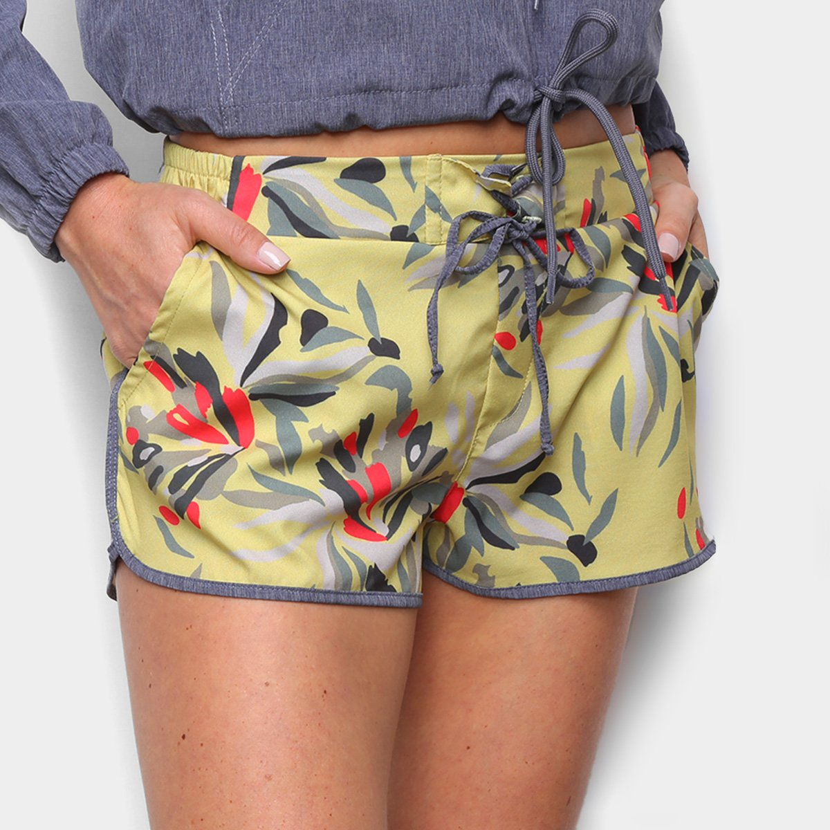 Short Hang Loose Company Feminino