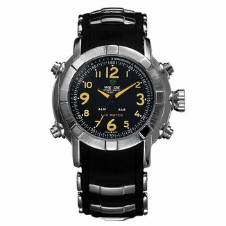 85ebdda7582 Relógio Weide Anadigi WH-1106