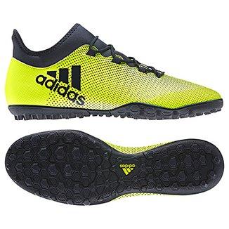 Chuteira Society Adidas X 17.3 TF Masculina ae9dfe6885ead