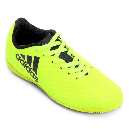 293e53c830abe Chuteira Futsal Infantil Adidas X 17.4 IN - Compre Agora
