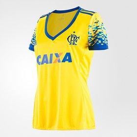 fd74f8bd1e Camisa Flamengo III 17 18 N° 10 - Diego Torcedor Adidas Masculina ...