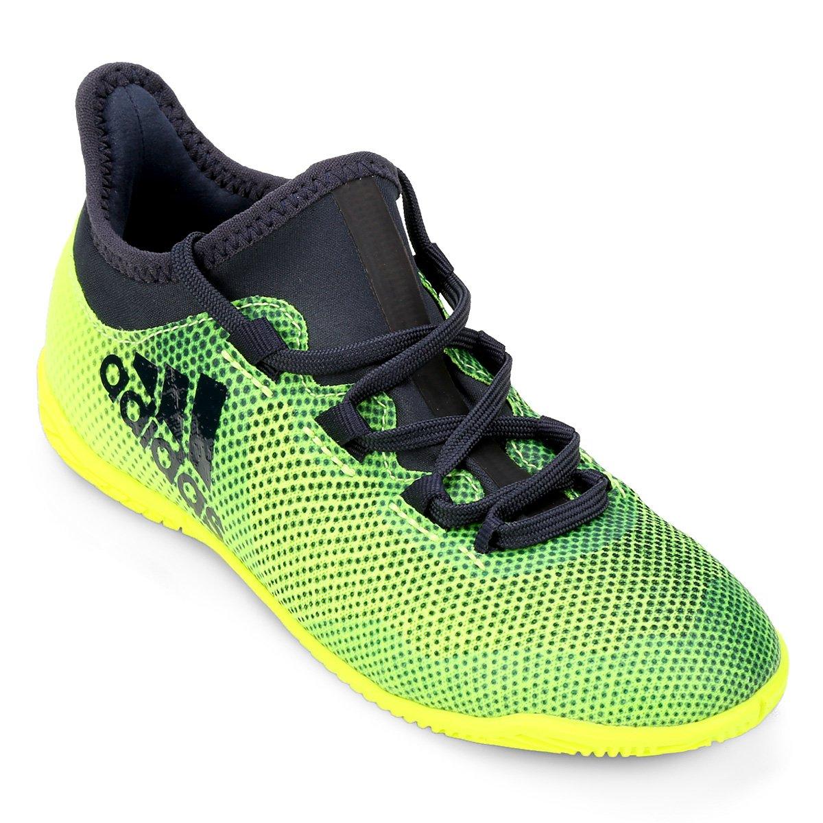 Chuteira Futsal Infantil Adidas X 17.3 IN
