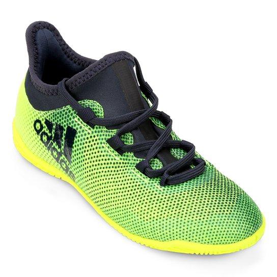 4da308ddc2103 Chuteira Futsal Infantil Adidas X 17.3 IN - Compre Agora