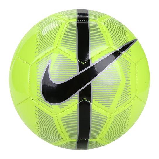 Bola Futebol Campo Nike Mercurial Fade - Verde Limão - Compre Agora ... 830577a0eaf15