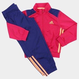 28a925cf677 Agasalho Adidas LB ESS PES TS C Infantil