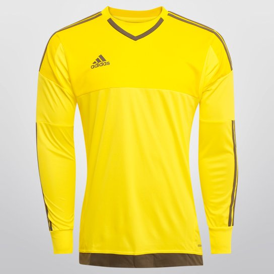 Camisa Adidas Goleiro M L - Compre Agora  09ef3a6c11524