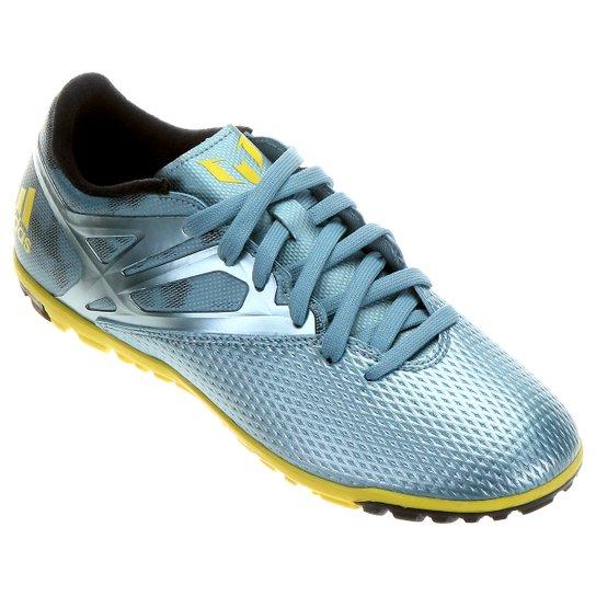 f73dc57df1 Chuteira Society Adidas Messi 15.3 TF Masculina - Compre Agora ...