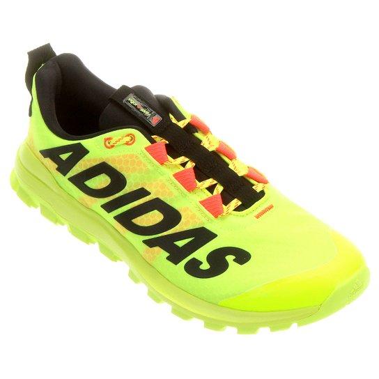 37fa795071a Tênis Adidas Vigor 6 TR - Verde Limão+Preto