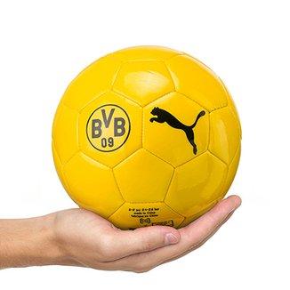 6005a56dc1 Mini Bola de Futebol Campo Infantil Puma Borussia Dortmund Graphic