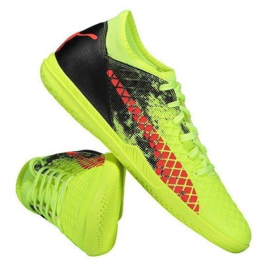 87a7f13ebb8c0 Chuteira Puma Future 18.4 IT Futsal | Netshoes