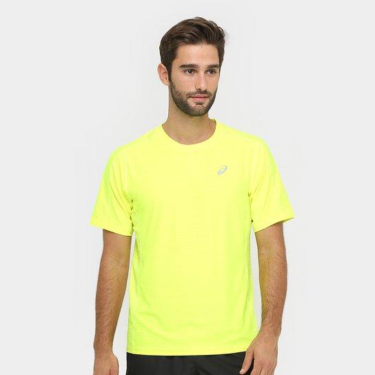 51091a22d64a9 Camiseta Asics Lite Show Ss Masculina - Compre Agora