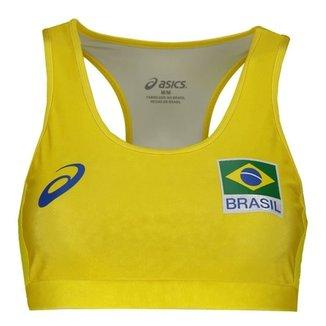 02aa134e99 Top Vôlei Praia Asics CBV Brasil