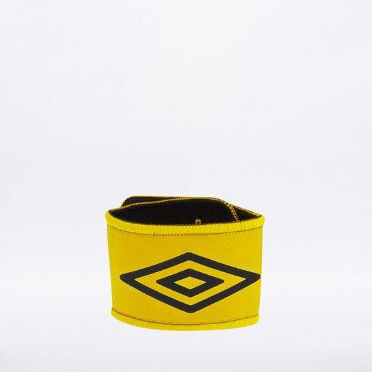 d92ea40576719 Faixa de capitão Umbro Diamond - Amarelo - Compre Agora