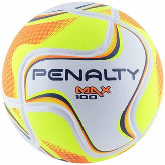 2c38c3306acb5 Bola De Futsal Penalty Max 100 Termotec Vi 2016 - Amarelo
