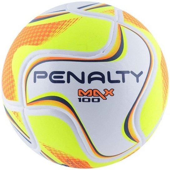 Bola De Futsal Penalty Max 100 Termotec Vi 2016 - Amarelo - Compre ... 5a6426a5066bc
