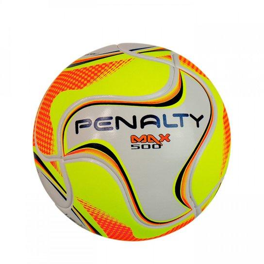 0a446be96fa63 Bola Futsal Max 500 Term Penalty 5413941830 - Compre Agora