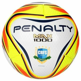 Bola De Futsal Penalty Max 1000 6 ab868dd24e340