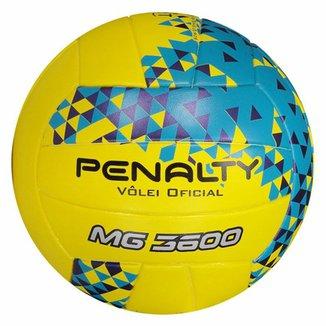 Bola Vôlei 3600 Fusion VIII Penalty ef371964a98f3