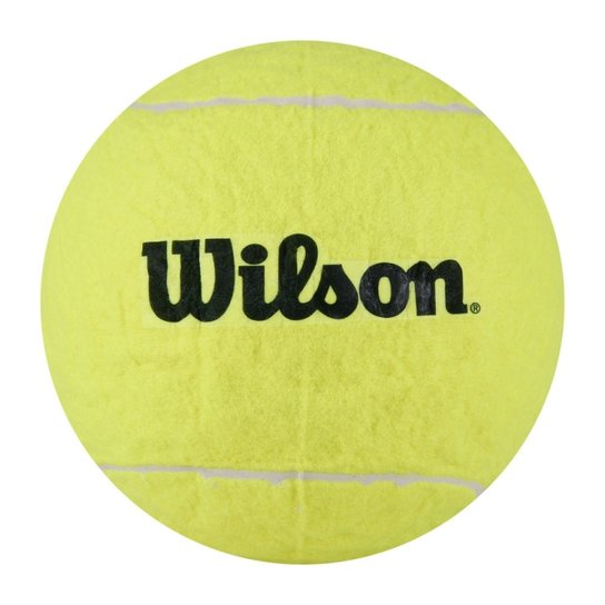 cb918477b Bola Wilson Jumbo Para Decoração E Autografo Br Open - Compre Agora ...