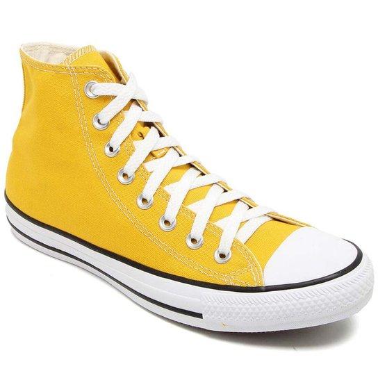 Tênis Converse Chuck Taylor All Star Seasonal Hi - Compre Agora ... 90d04c669a264