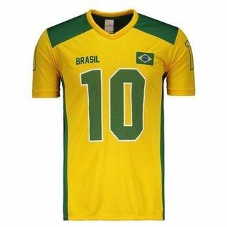 Compre Camisa Selecao Brasileira Online  4d0b1139e0902