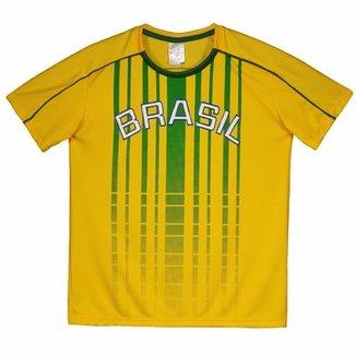 cd0c78e7ef Camisa Brasil Juruá Infantil