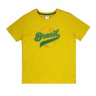 cc75656819 Compre Camisa Selecao Brasileira Infantil Online