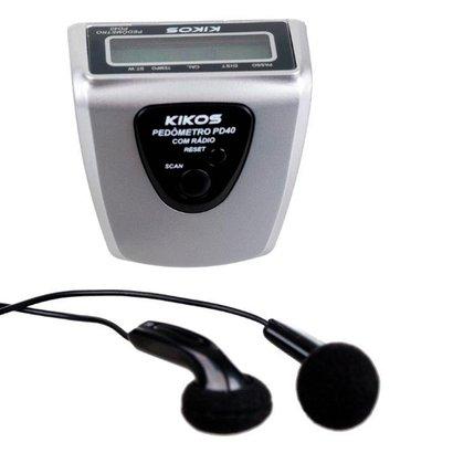 Pedômetro Kikos PD40