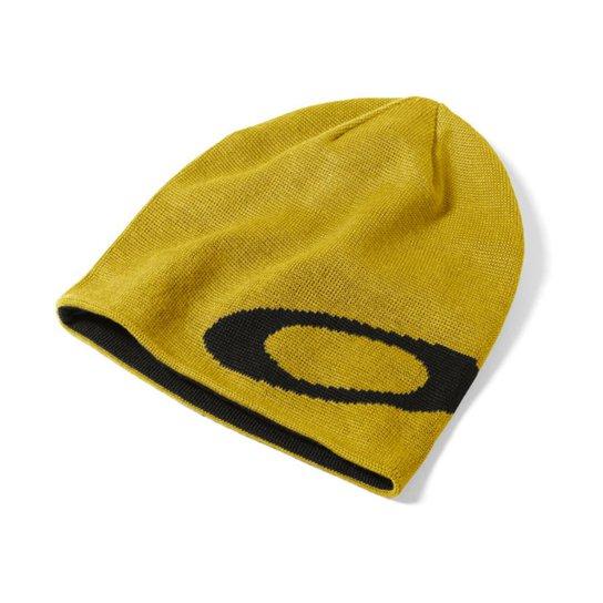 f118f149279a0 Gorro Oakley Mainline Beanie - Amarelo - Compre Agora