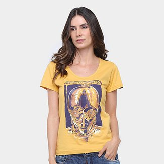 Camiseta Chico Rei Droid, I'M Your Father Feminina