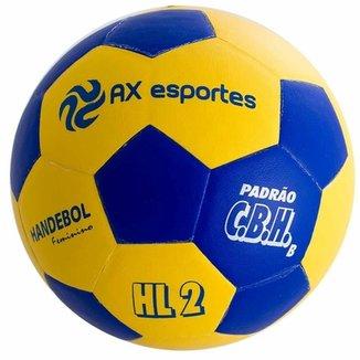 Bola de Handebol Feminino AX Esportes HL2 Matrizada 27cd946335fb9