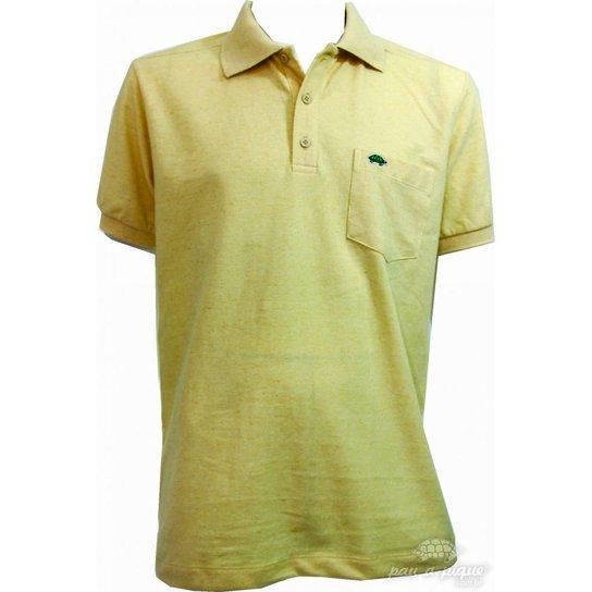 060ae0ce3a Camisa Pau a Pique Polo - Amarelo - Compre Agora