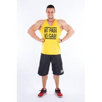 806985a9daa3f Regatas Masculino Amarelo