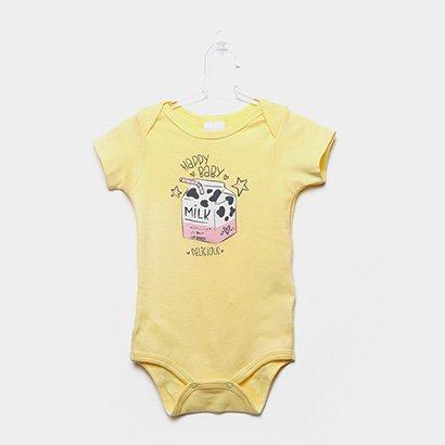 Body Infantil Up Baby Estampado