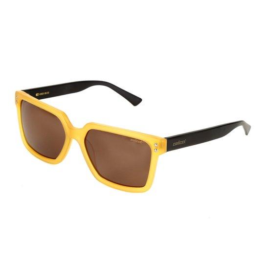Óculos de Sol Colcci Geométrico Masculino - Compre Agora   Netshoes c445960763