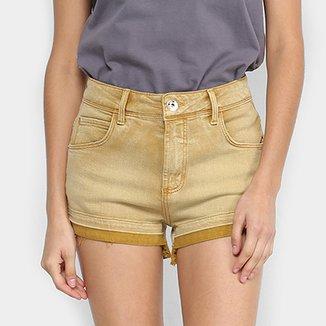 5b7211016 Short Jeans Forum Feminino
