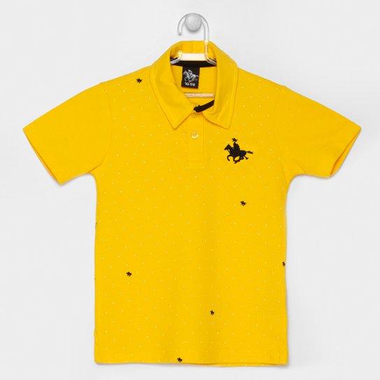 Camisa Polo RG 518 Bolinhas E Cavalo Infantil - Compre Agora  6ed2017052d77