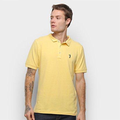 Camisa Polo Aleatory Manga Curta Masculina