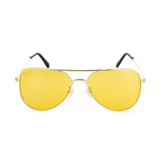 Óculos Marielas Aviador - Compre Agora   Netshoes 2ab4a8cb4b