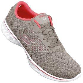 3d9ac056fc1a7 Tênis Feminino Go Walk Skechers - Compre Agora