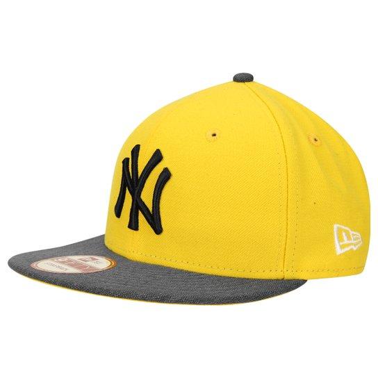 639a1dcdccf64 Boné New Era 950 New York Yankees Juvenil - Compre Agora
