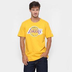 c171ddf4f1 Camiseta New Era NBA Black Gold Charlotte Hornets - Compre Agora ...