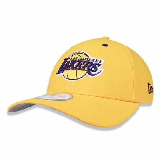 Boné Los Angeles Lakers 940 Snapback HC Basic - New Era - Compre ... c86ae7297a4