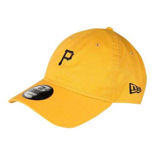 Boné New Era MLB Pittsburgh Pirates Aba Curva Fa17 - Compre Agora ... 6d6a2cc8609