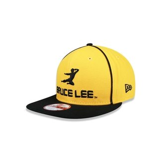 b7fbd1b91dbaf Bone 950 New Era Fit Bruce Lee Aba Reta Snapback