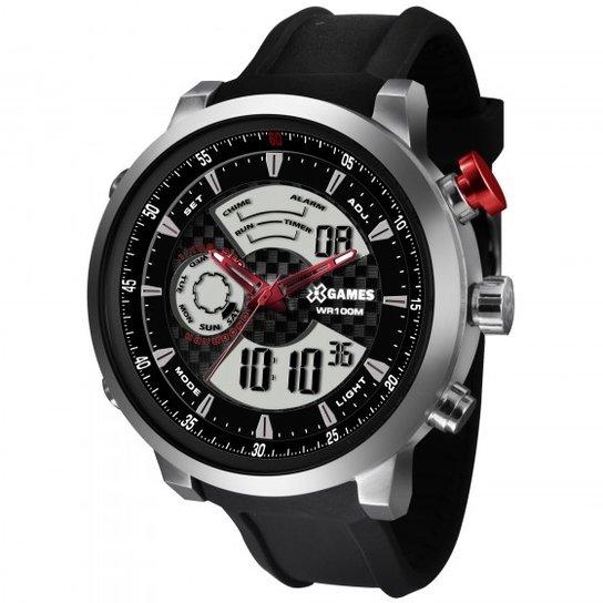 Relógio XGames XMSPA014 P2SX - Compre Agora   Netshoes c0f449a28d